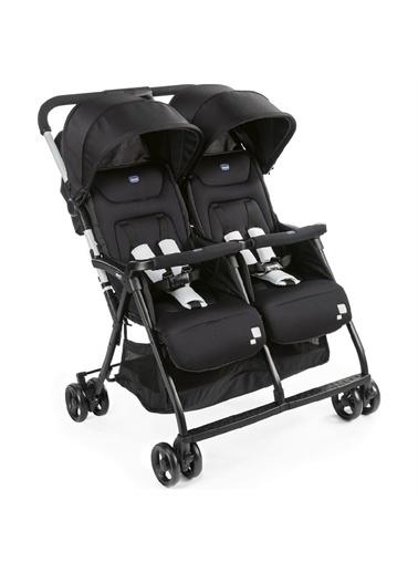Chicco Chicco Ohlala Ikiz Bebek Arabası Siyah